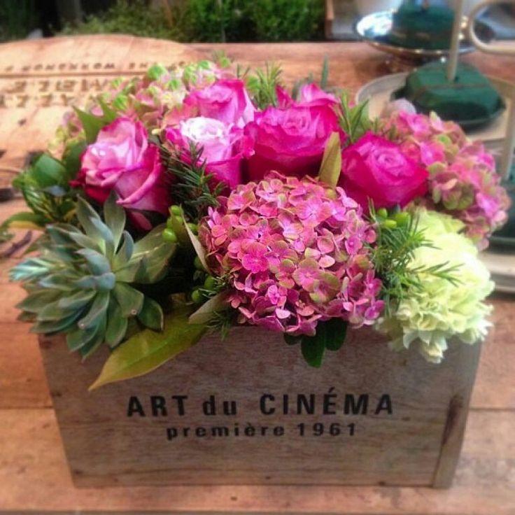 17 best images about ideas para decorar on pinterest - Arreglos florales naturales ...