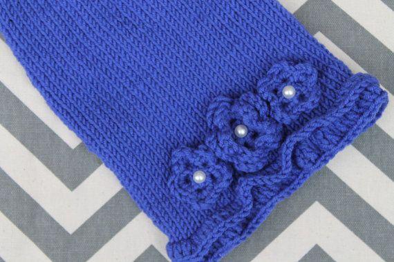 Mano 100% Merino de lana perro suéter vestido XXS/XS 2 1/2 a 4
