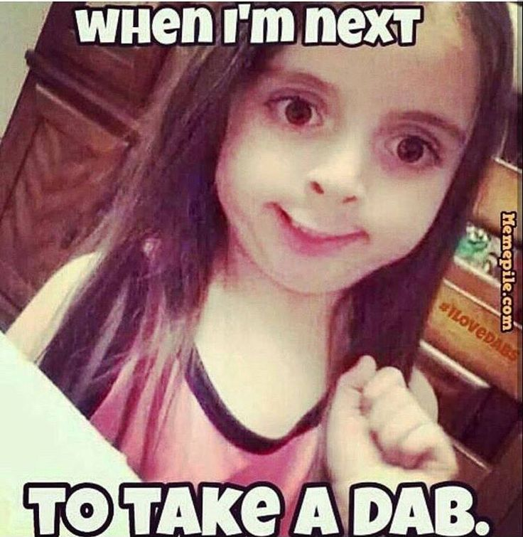 Sometimes it's hard to control your excitement for dabs! #missmaryjane #mmjco