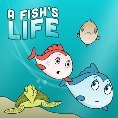 Fun fact fish talk to each other using squeaks and for Fish facts for kids