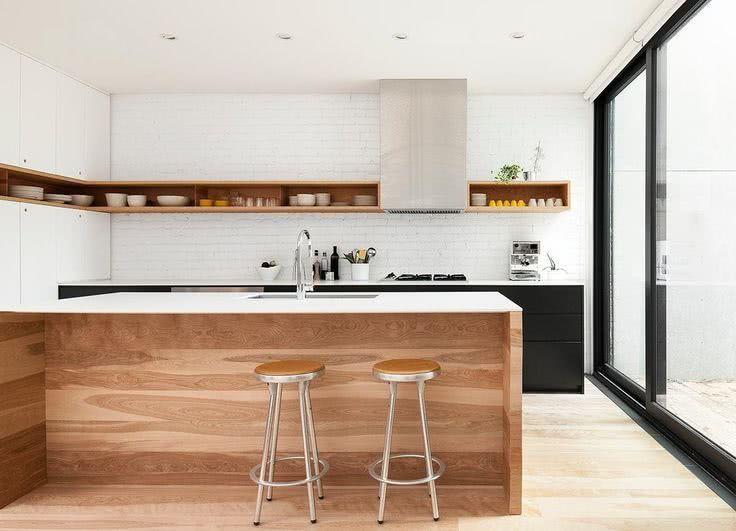 Cocinas Modernas 2020 Disenos Modelos 150 Imagenes En 2020 Con