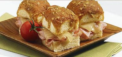 Heavenly Scents Recipes: The original King's Hawaiian Ham Sandwich Recipe