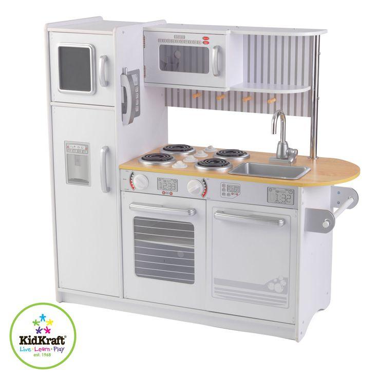 Die besten 25+ Kidkraft kinderküche Ideen auf Pinterest Kidkraft - miniküche mit kühlschrank