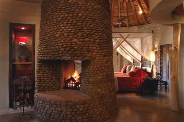 I'm on fire.Private Games, Games Reservation, African Thanda, Fireplaces, South African, Globes House, Luxury Safari South Africa T, Thanda Private, Luxury South