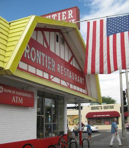 Frontier in Albuquerque.