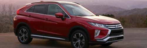 Gallerij: Bericht Mitsubishi Eclipse Cross