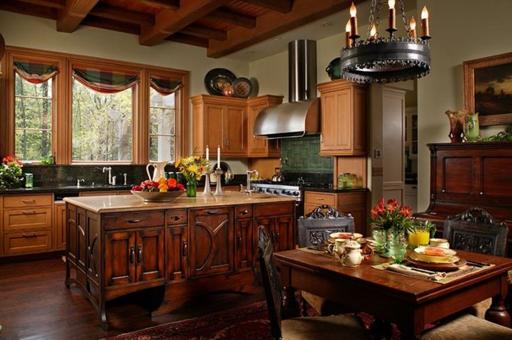 Andie MacDowell Kitchen