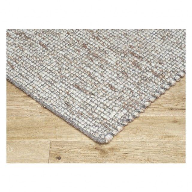 Fraser Large Neutral Flat Weave Wool Rug 170 X 240cm Buy Now At Habitat Uk Flat Weave Wool Rug Rugs Woven Rug Living Room