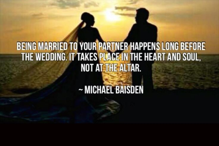 Are People Getting Married For The Ceremony Or The Relationship? By Michael Baisden