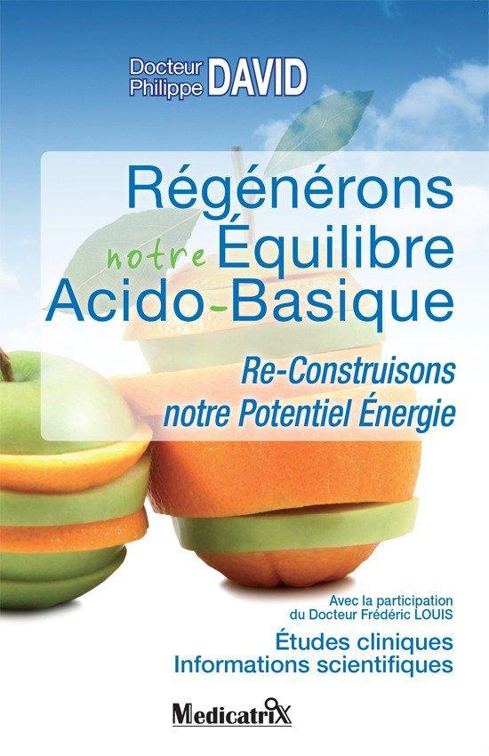 Contre l'acidité : les citrates de potassium, de calcium, de magnésium et
