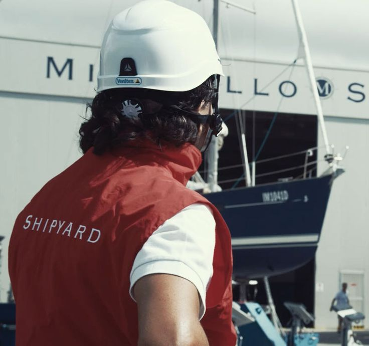 #PortoMirabello #shipyard