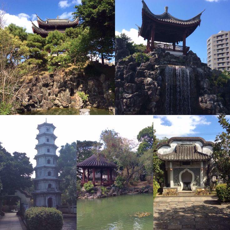 Lovely day in Okinawa, Japan