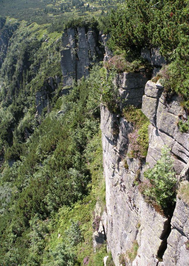 Trail Tsjechië Polen Reuzengebergte