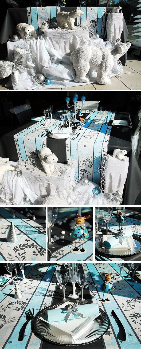 les 58 meilleures images du tableau deco noel sur pinterest. Black Bedroom Furniture Sets. Home Design Ideas
