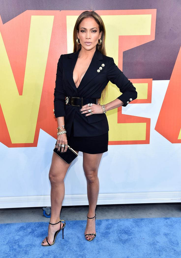 Jennifer Lopez bei den MTV Movie Awards