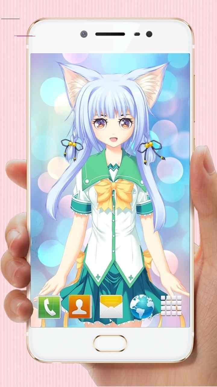 3d Kawaii Anime Live Wallpaper For Android Apk Download Anime Live Wallpapers Top Free Anime Live Backgrounds Free Do In 2020 Android Wallpaper Live Wallpapers Anime
