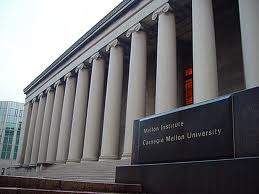 Mellon institute, Carnegie Mellon University <3