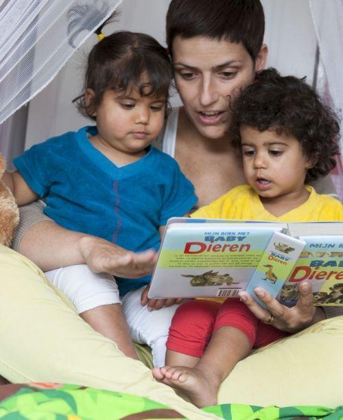Voorleesplan maken voor de kinderopvang? | Leesplan.nl biedt een format aan.