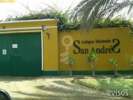 Lote 2027m2 Hacienda San Andres Km 75 Panam Sur En Cañete Terrenos 613737 Haciendas San Andrés Venta De Autos