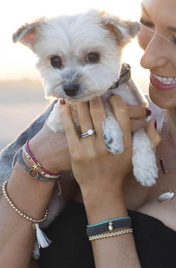 Statement Clutch - Joyful puppy by VIDA VIDA F6bbM4JFNS