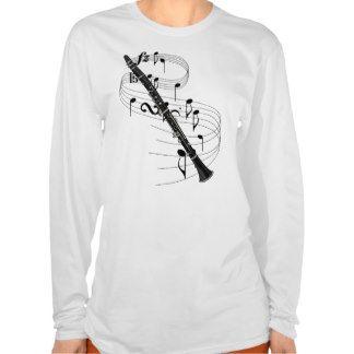 Clarinet Shirt