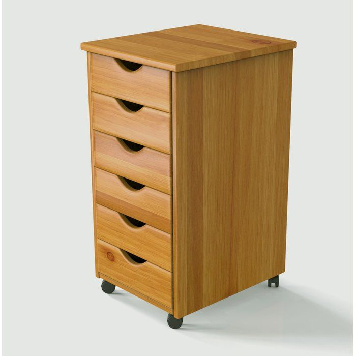 Mixed reviews. Appears to be same a adeptus. Same problems. 6-Drawer Mobile Storage Chest
