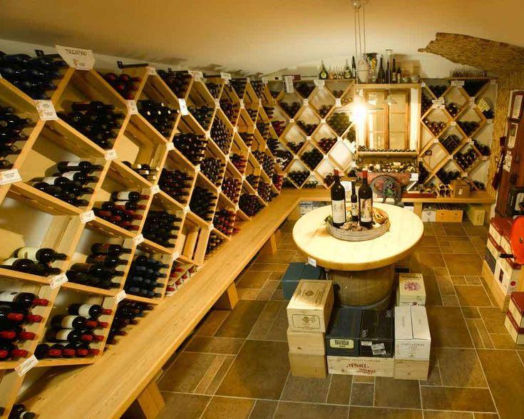 Superb Wine Cellar At Home