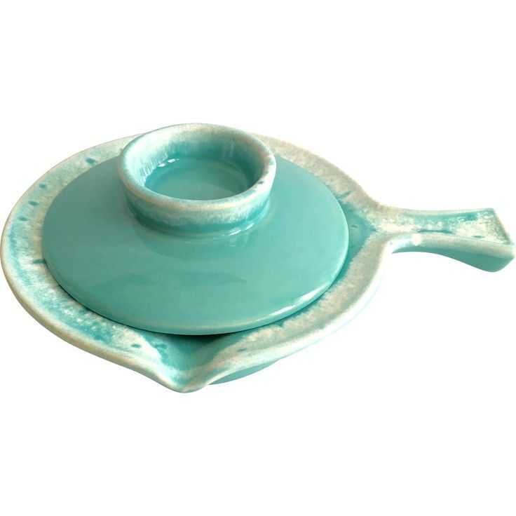 Hull Crestone Turquoise French Casserole With Cover  sc 1 st  Pinterest & 17 best hull rare images on Pinterest   Hull pottery Dinnerware and ...