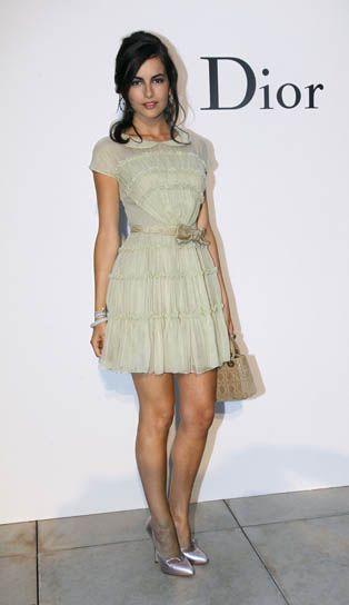 #Dior #Camilla Belle