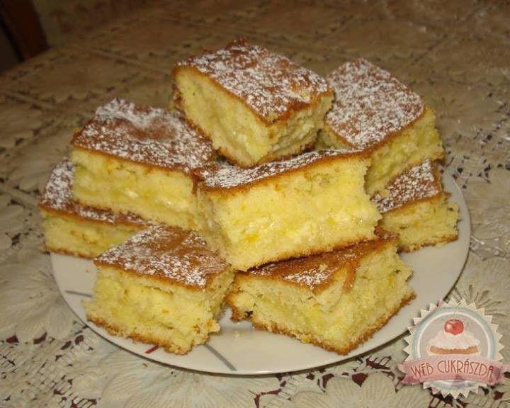 KAVART TÚRÓS RECEPT• Túró helyett reszelt almával is el lehet készíteni. Egyszerű és gyors, nagyon finom süti! - MindenegybenBlog