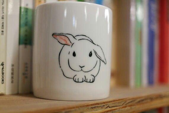 Bunny mug!