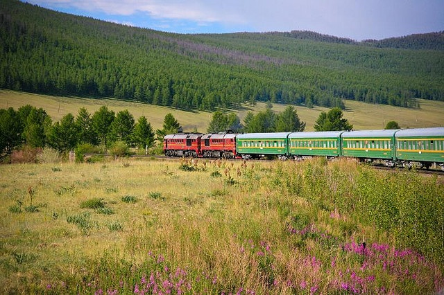 across Mongolia. photo by Nige820