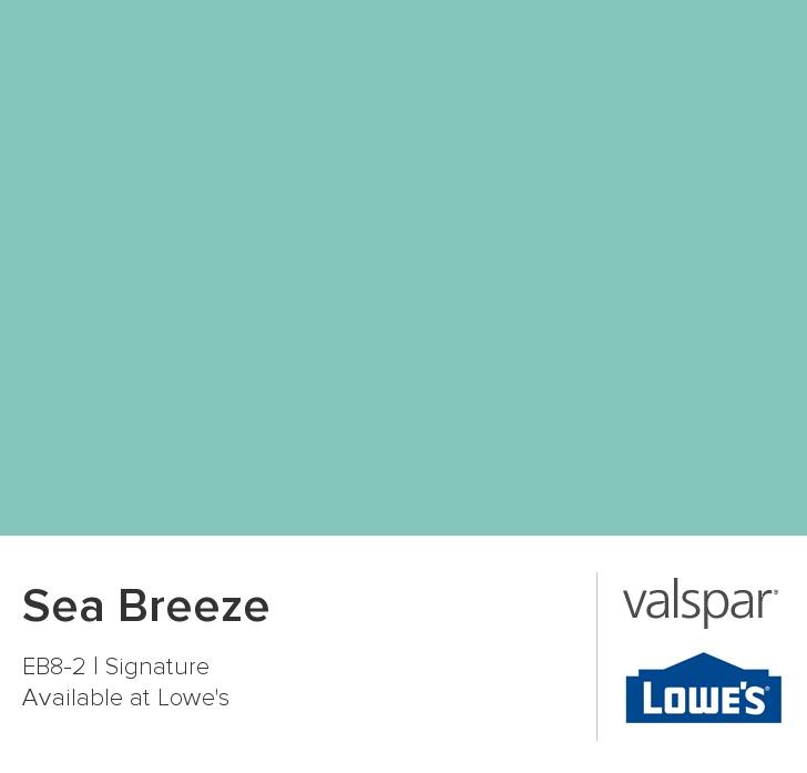 Sea Breeze From Valspar Paint Pinterest Valspar