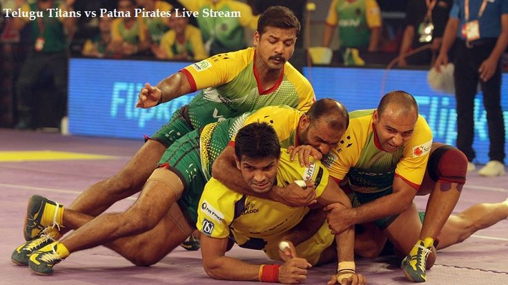 Telugu Titans vs Patna Pirates Live Stream Pro Kabaddi League 2017 - PKL. Today's Pro Kabaddi League 29 July Match. TV Channels Telugu vs Patna News