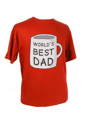 What better gift could there be for Father's Day than a mug and a t-shirt all in one!  An original from Make Vancouver.