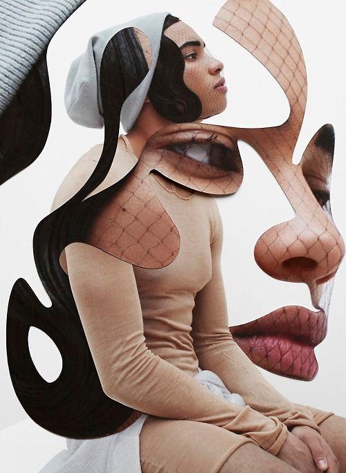 Changed: DAMIEN BLOTTIERE, UNFORGETTABLE FACES: model corentin fila photographed…