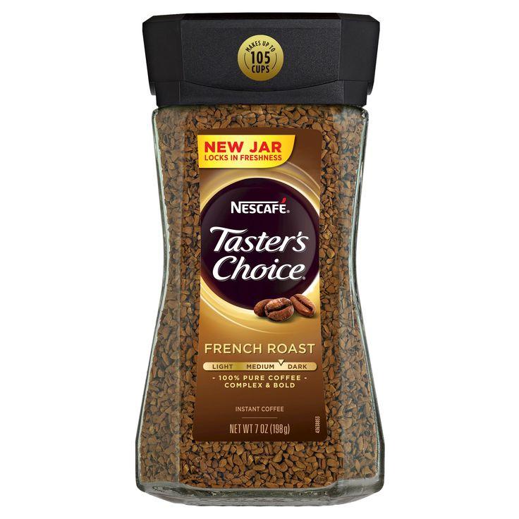 Nescafé Taster's Choice Gourmet Roast Instant Coffee - 7oz