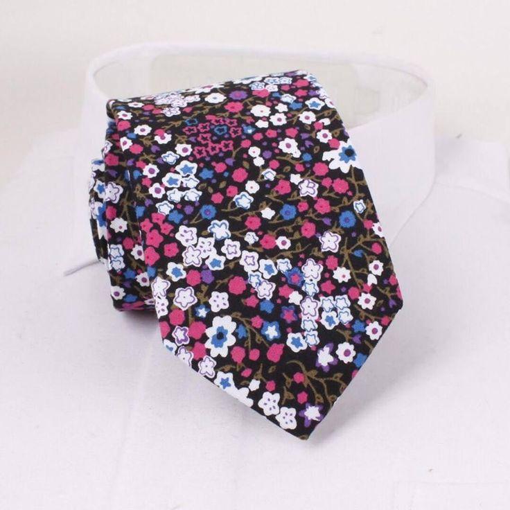 Bintan Floral Tie