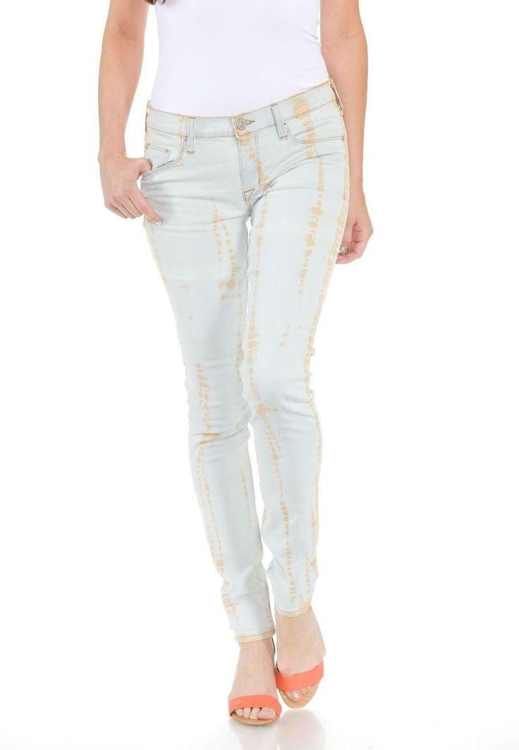 Hudson Women's Krista Super Skinny Jeans Size 24-29,31: Junt