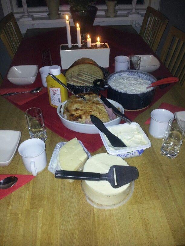Julfrukost