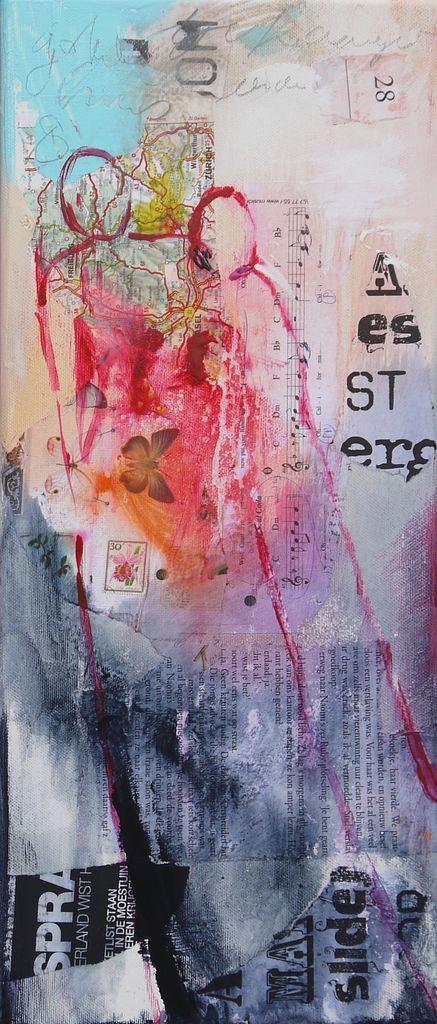 Ingeborg Herckenrath - CP Couple small 2 #art #collage #couple