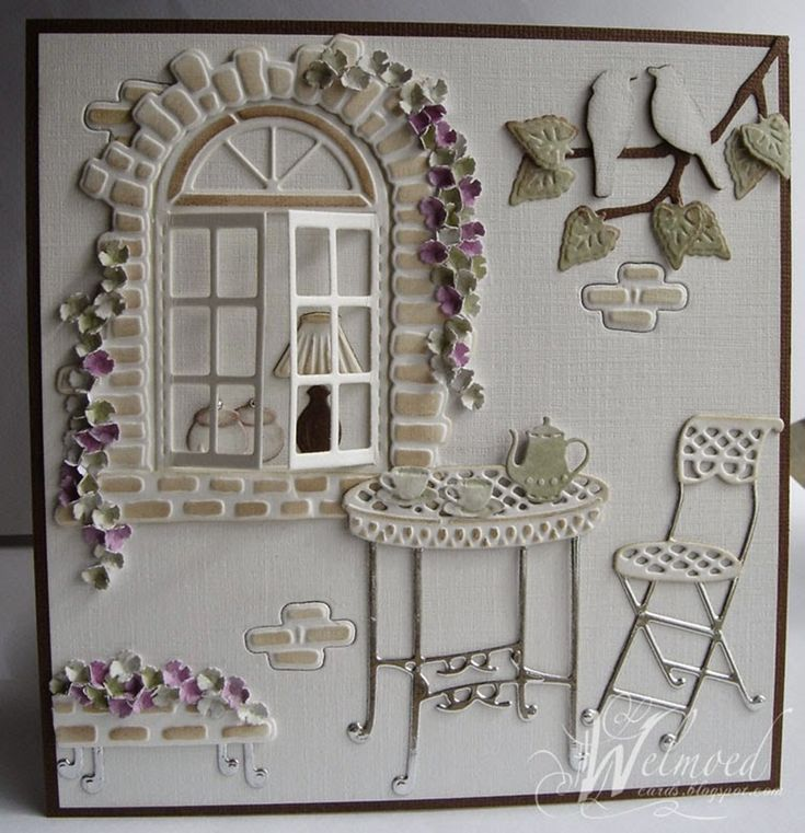 Joy!Crafts Belle's Stone Arch
