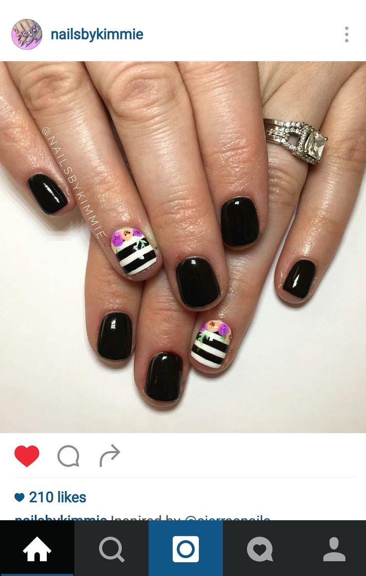 290 best Nail Design images on Pinterest | Nail art, Nail polish and ...