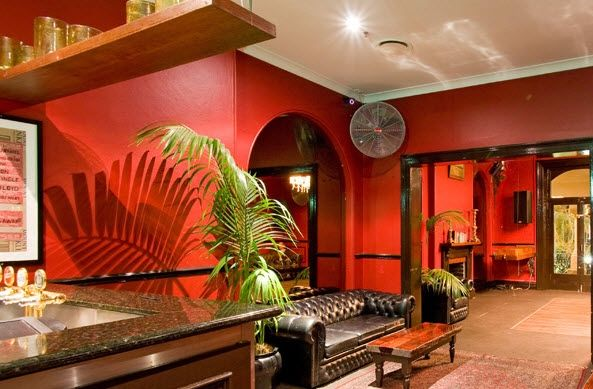 The World Bar and Club, Kings Cross and Potts Point, Sydney