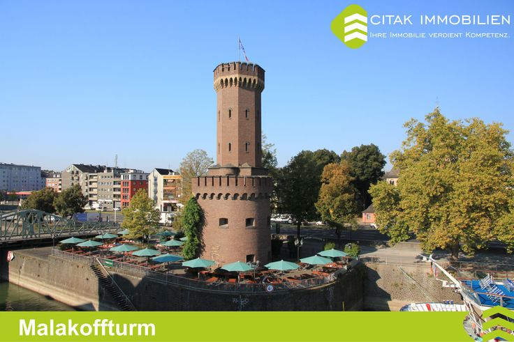 Köln-Altstadt-Süd-Malakoffturm