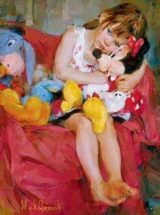 M & I GARMASH ARTIST | Fine Art Collection of Artwork for Sale