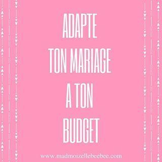 Le secret d'un #budget mariage réussi ? Posez sur une feuille ce que vous pouvez mettre de côté mensuellement pour votre mariage. Vos familles vont-elles vous aider ? A partir de là, vous aurez une bonne visibilité pour commencer l'organisation de votre #mariage - - - - #wedding #quotes #instaquote #citation #quoteoftheday #weddingplanneradvice #conseils #weddingplanner #organisationdemariage #organisatricedemariage #weddingplanning #madmoizellebeebee #destinationweddingplanner…