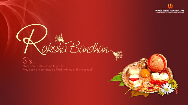 Raksha Bandhan Wallpaper 2016: Download HD Rakhi Wallpaper Free