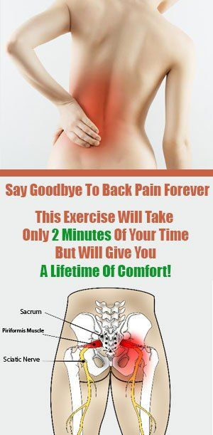 Description: Say Goodbye To Back Pain Forever: This Exercise Will Take Up Only 2 Minutes Of Your Time But Will Give You A Lifetime Of Comfort