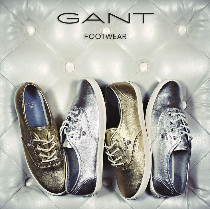#gant #shoes #officeshoes #fashion #gold #silver #shine #women http://www.officeshoes.hu/cipok-uj-kollekcio-gant/1434415/24/order_asc